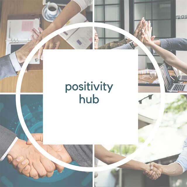 Positivity Hub